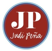 Judith Pena Logo